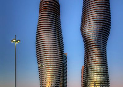 marilyn-monroe-towers-mississauga-by-Roland-Shainidze